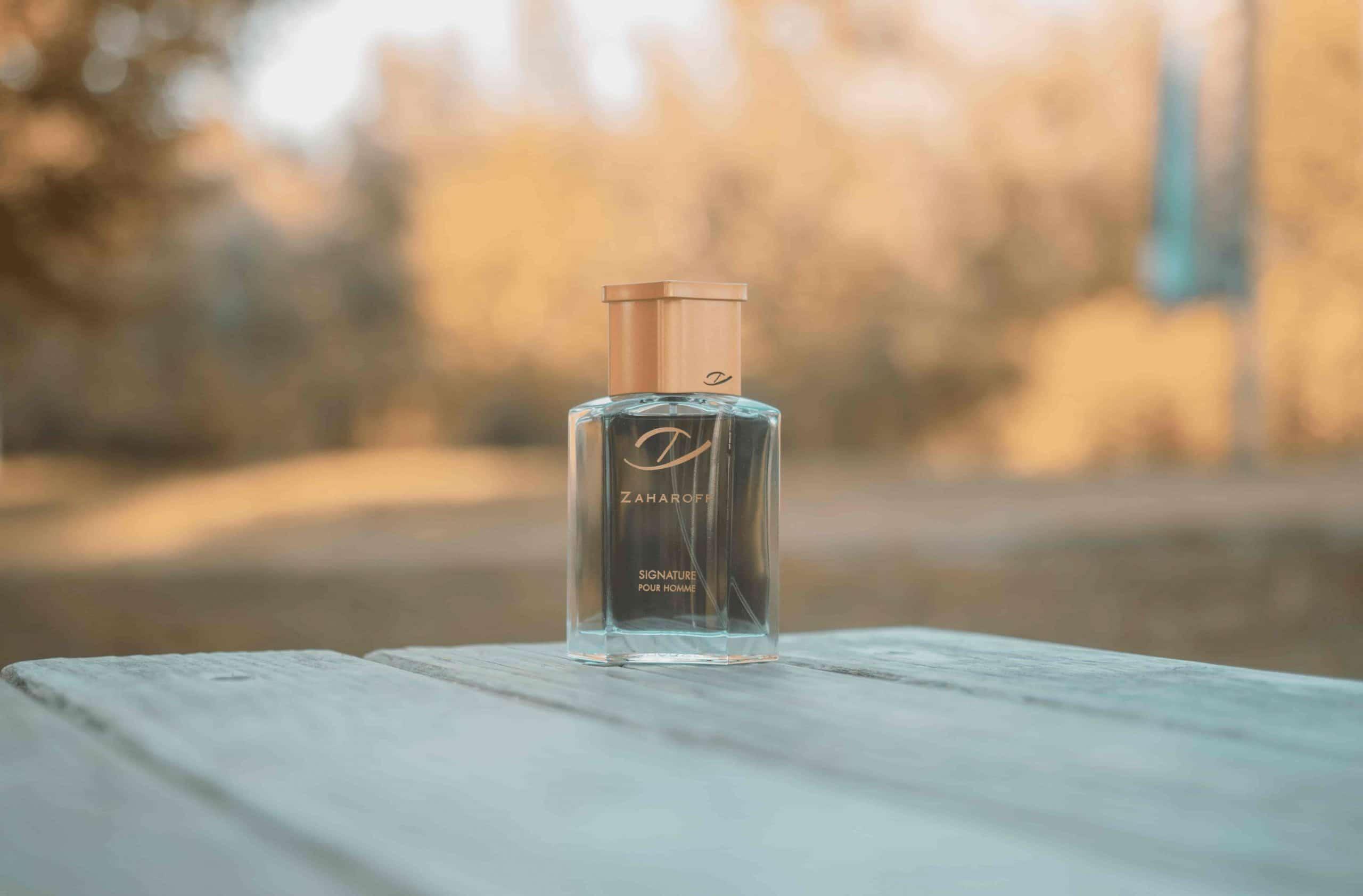 Zaharoff Signature bottle scaled