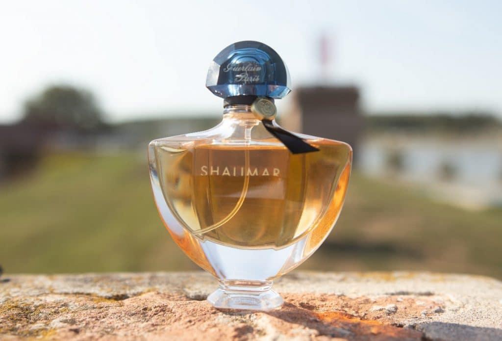 Guerlain Shalimar bottle