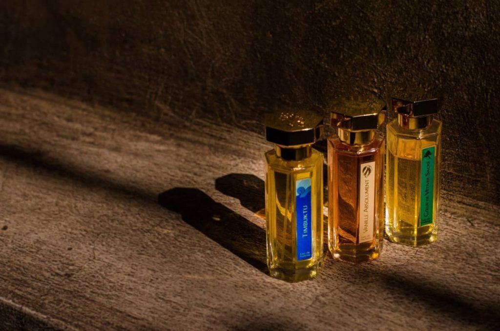 Lartisan parfumeur perfume collection