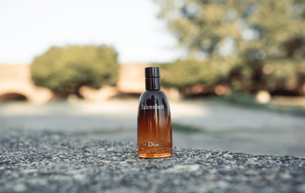 Dior Fahrenheit bottle