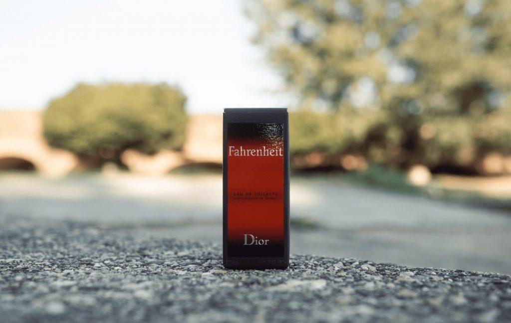 Dior Fahrenheit Box