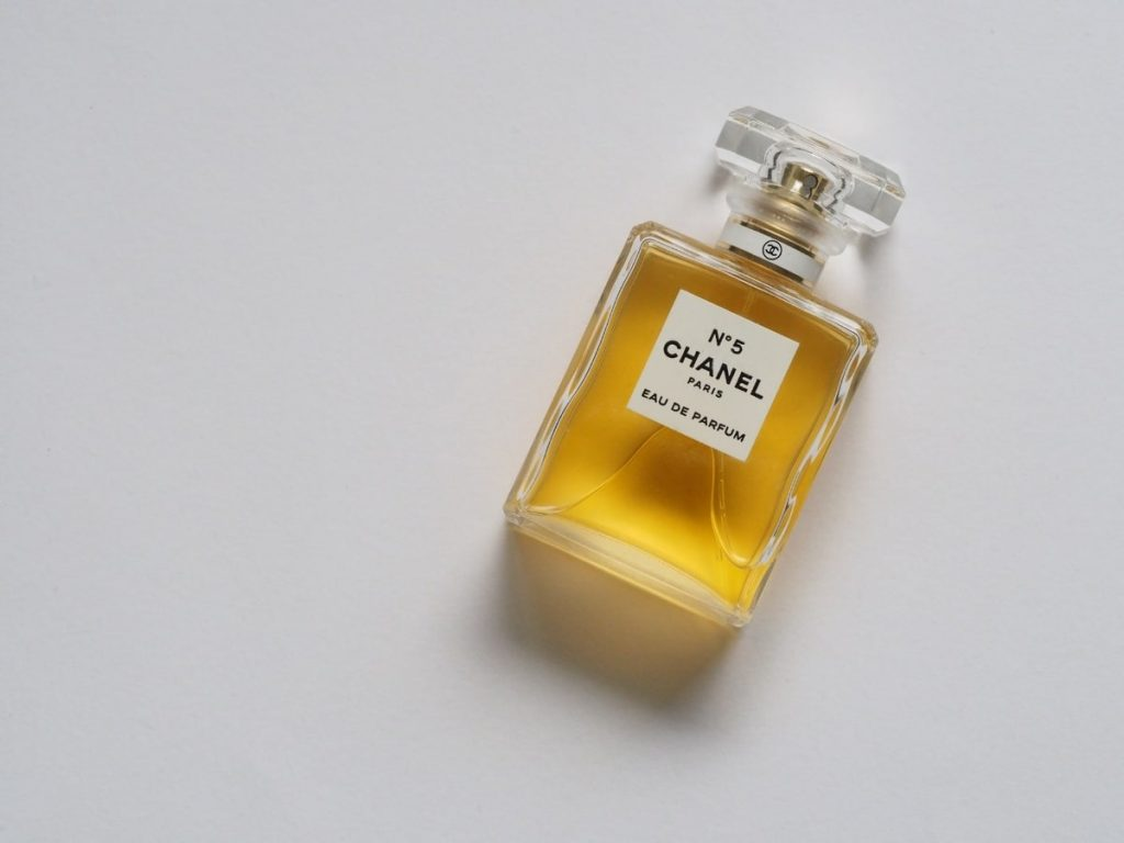 Chanel No. 5 - best women's perfume Christmas gifts