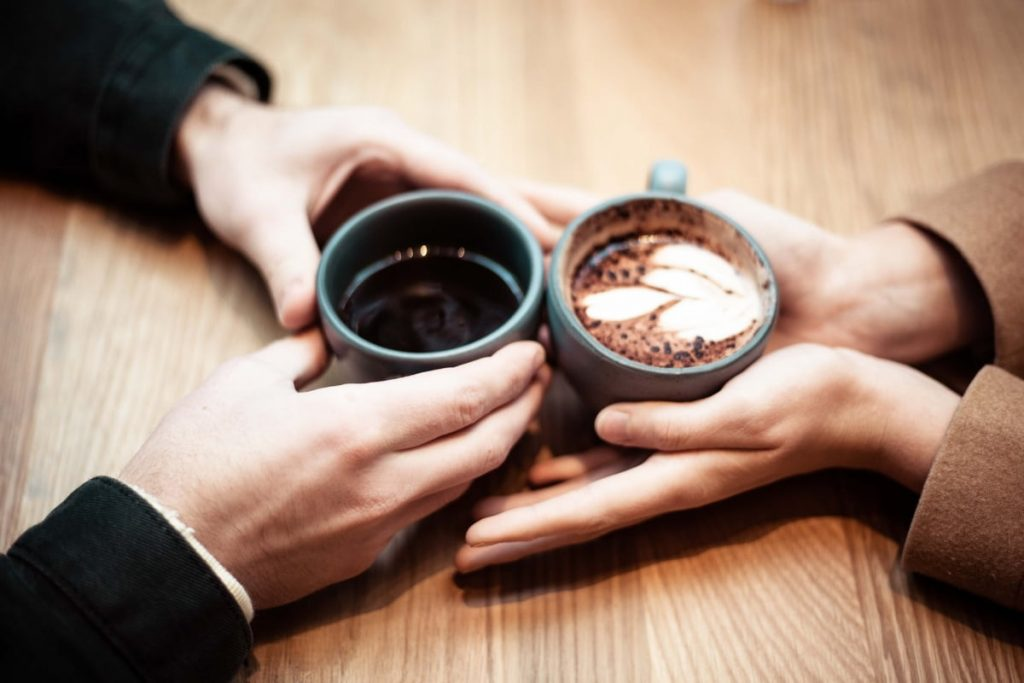 two coffee cups sexiest mens fragrances
