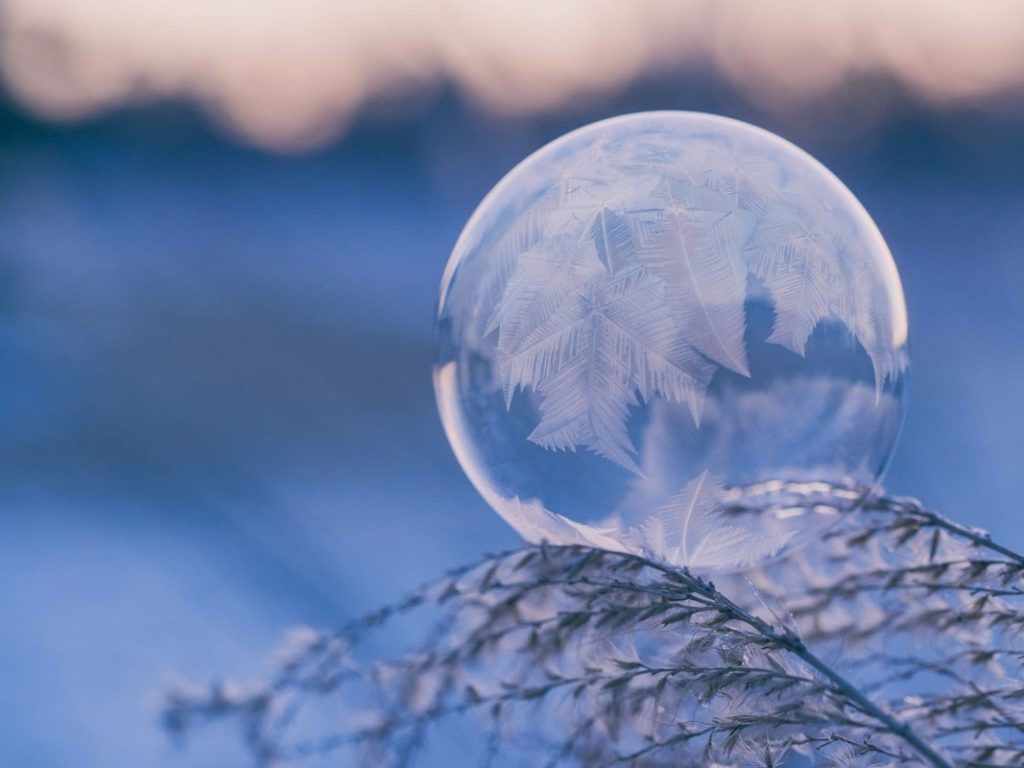 ice bubble