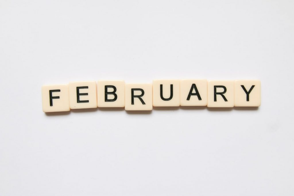 february text - Fragrance Recommendations For February 2021