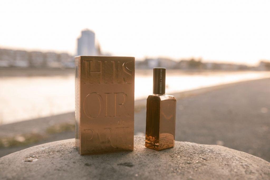 histoires de parfums fidelis bottle and box