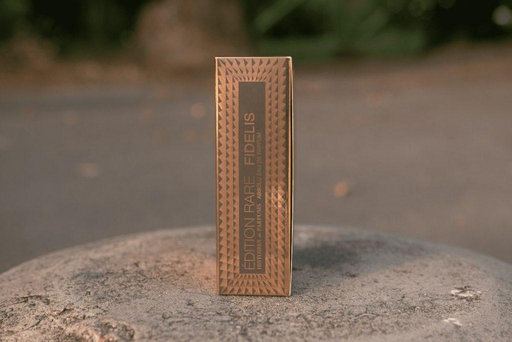 histoires de parfums fidelis box