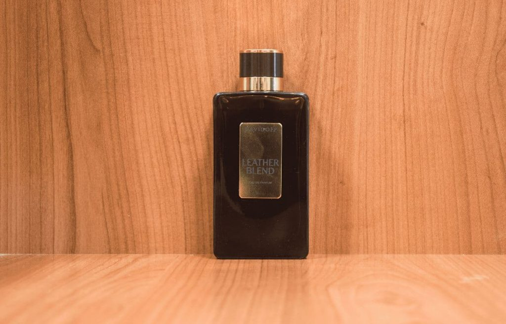 Davidoff Leather Blend Bottle
