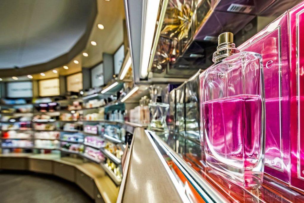perfume store - vintage perfume