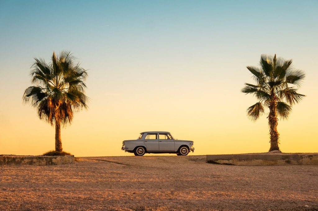 two palms and a car - best summer fragrances for men