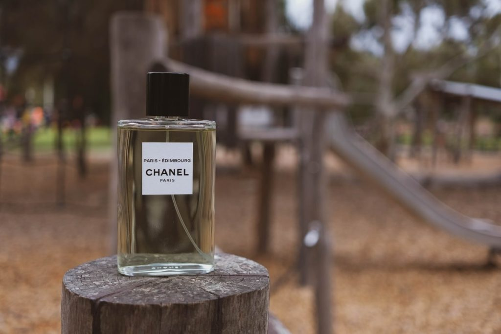 Chanel fragrance - perfume testers