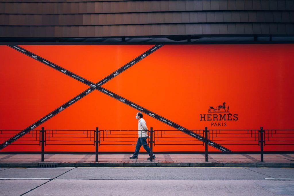 Designer Perfume Brands - Hermes poster