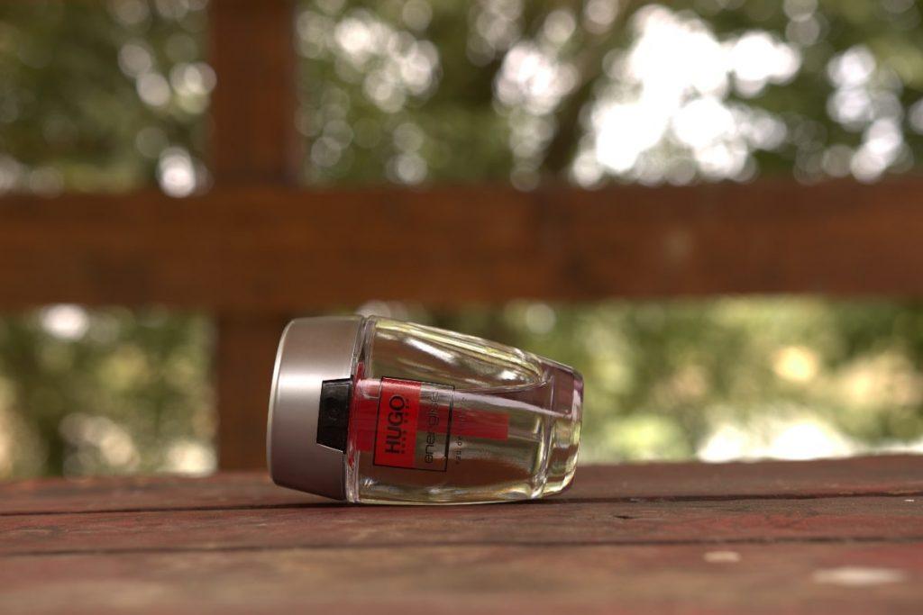 Hugo Energise For Men Bottle Side