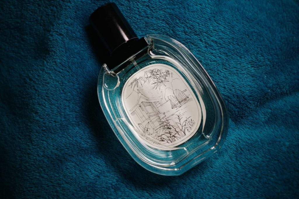best fall perfumes for women - diptyque